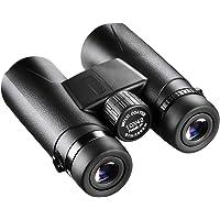 Afloia Compact Binoculars 10 x 42 with Low Light Night Vision, Large Eyepiece Waterproof Binocular for Adults & Kids…
