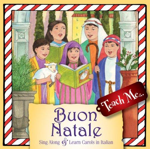 Amazon Com Teach Me Buon Natale Cd English And Italian Edition