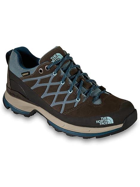 ed4104db8d58c7 The North Face Wreck GTX Hiking Shoe - Women s Weimaraner Brown Frosty  Blue