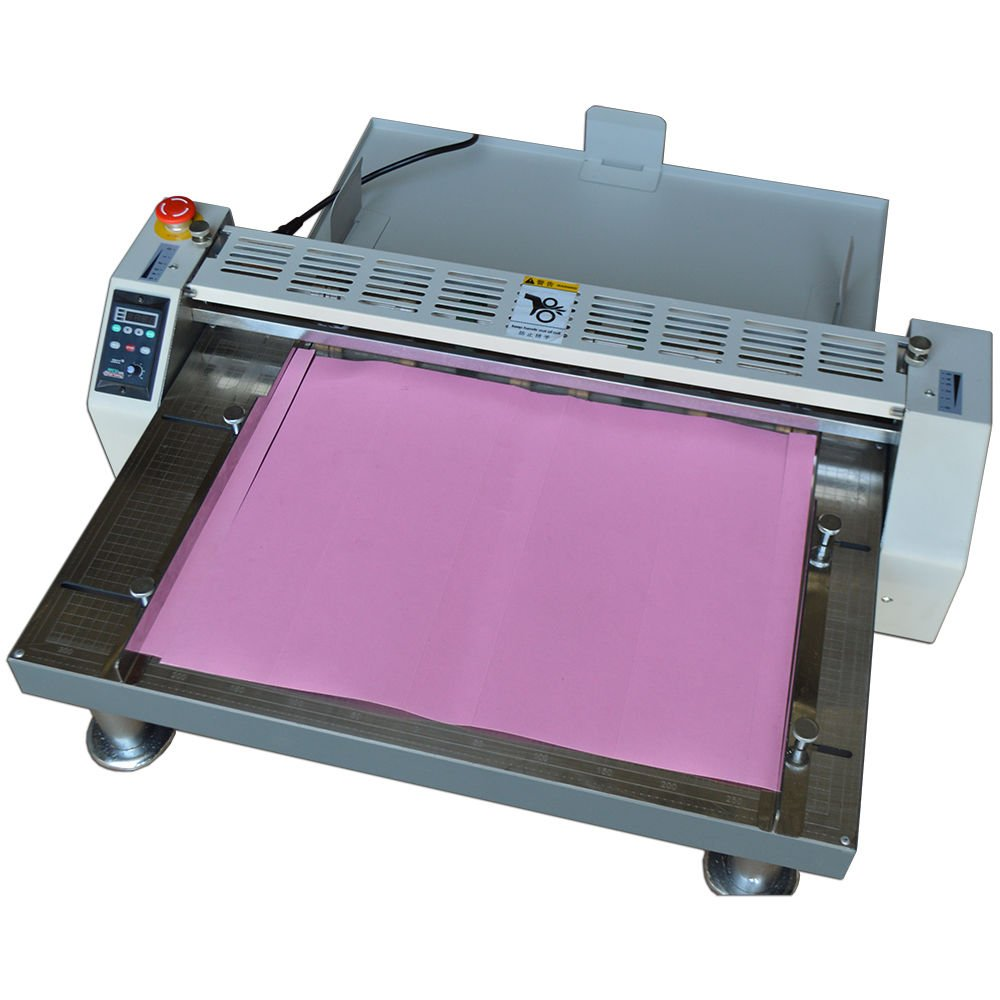 26inch 660mm Electric Creaser Scorer Perforator Paper Creasing Machine 110v by Creasing Machine (Image #2)