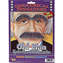 Forum Novelties Eyebrows and Moustache Kit