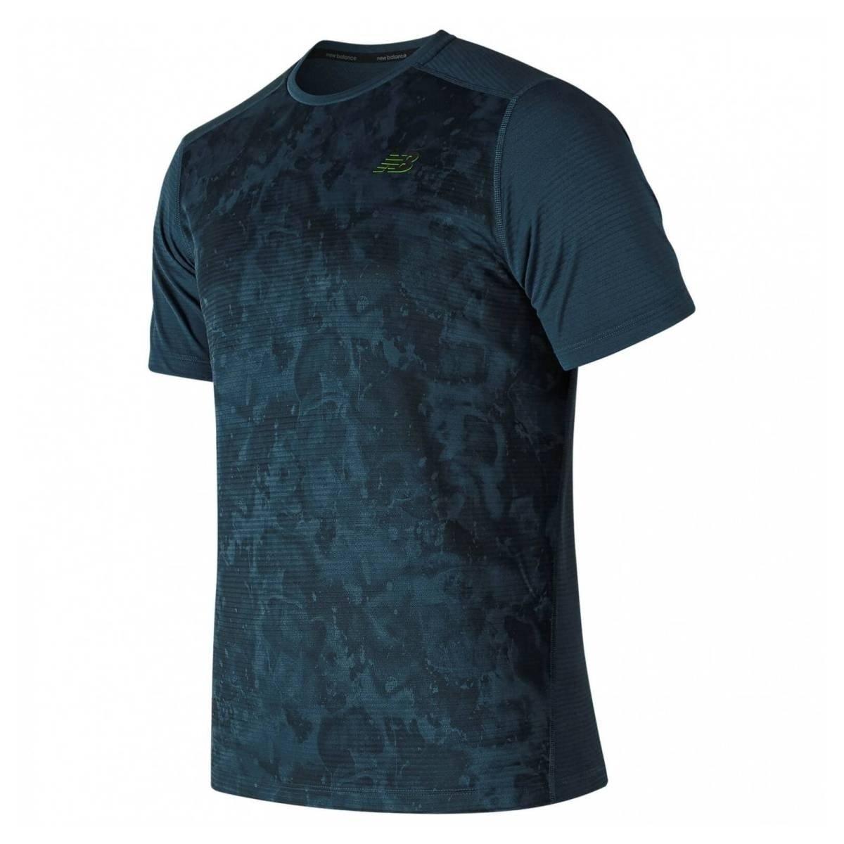 New Balance Mt81048 - nos northsea - T-Shirts-Tanks-Herren