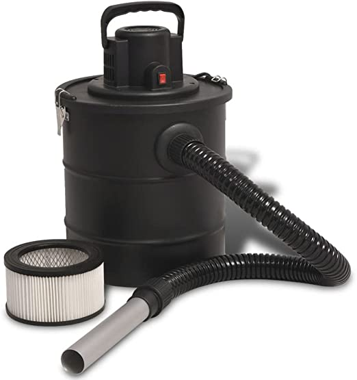 luckyfu aspirador de cenizas 1200 W 20 L negra Aspiradora para ...