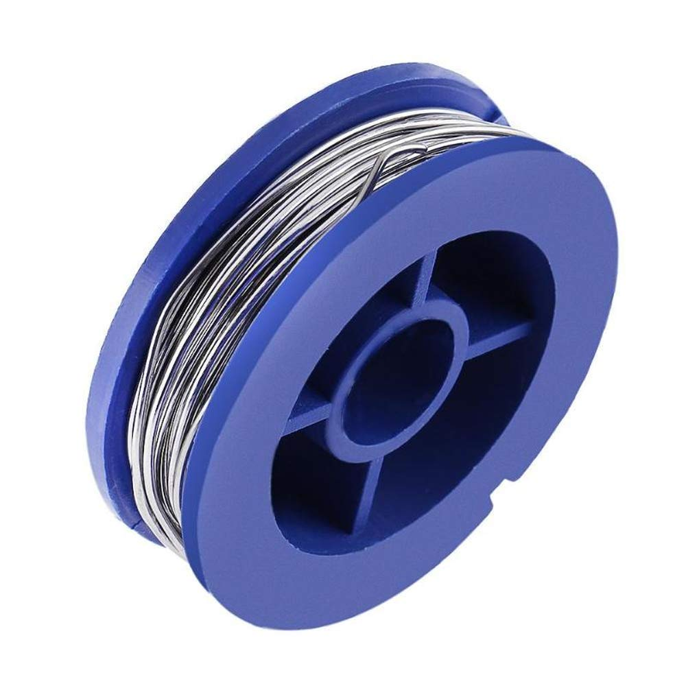 sin plomo Alambre de soldadura herramientas industriales con soldadura Rosin2 Sn97 Cu0.7 Ag0.3 0,8 mm contenido de 233 grados soldadura de alambre de esta/ño para electricidad