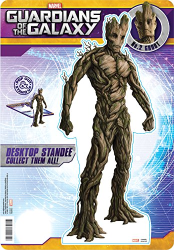 Aquarius Marvel- Guardians of the Galaxy Groot Desktop Standee