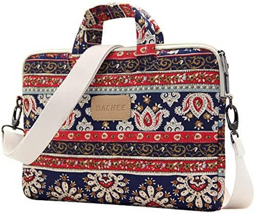 Dachee Laptop Messenger Bag for 11 Inch 12 Inch 13 Inch