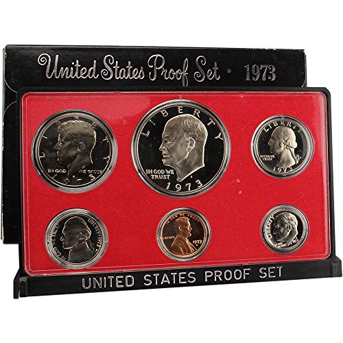 Proof Collection Coin (1973 S US Proof Set Superb Gem Uncirculated)