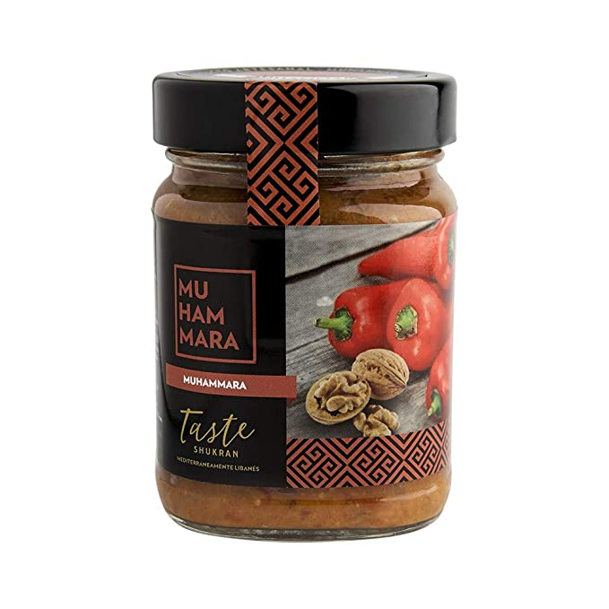 Taste Shukran, Crema para untar y dipear (Crema Muhammara) - 6 de 225