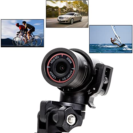 Leaning Tech F9 Sport Acción Mini cámara DVR Video Recorder HD1080 ...