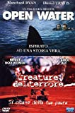 open water + creature del terrore dvd box set dvd Italian Import