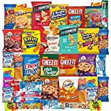 Care Package for College Students, Military, Mothers Day or Back to School (40 Count)
