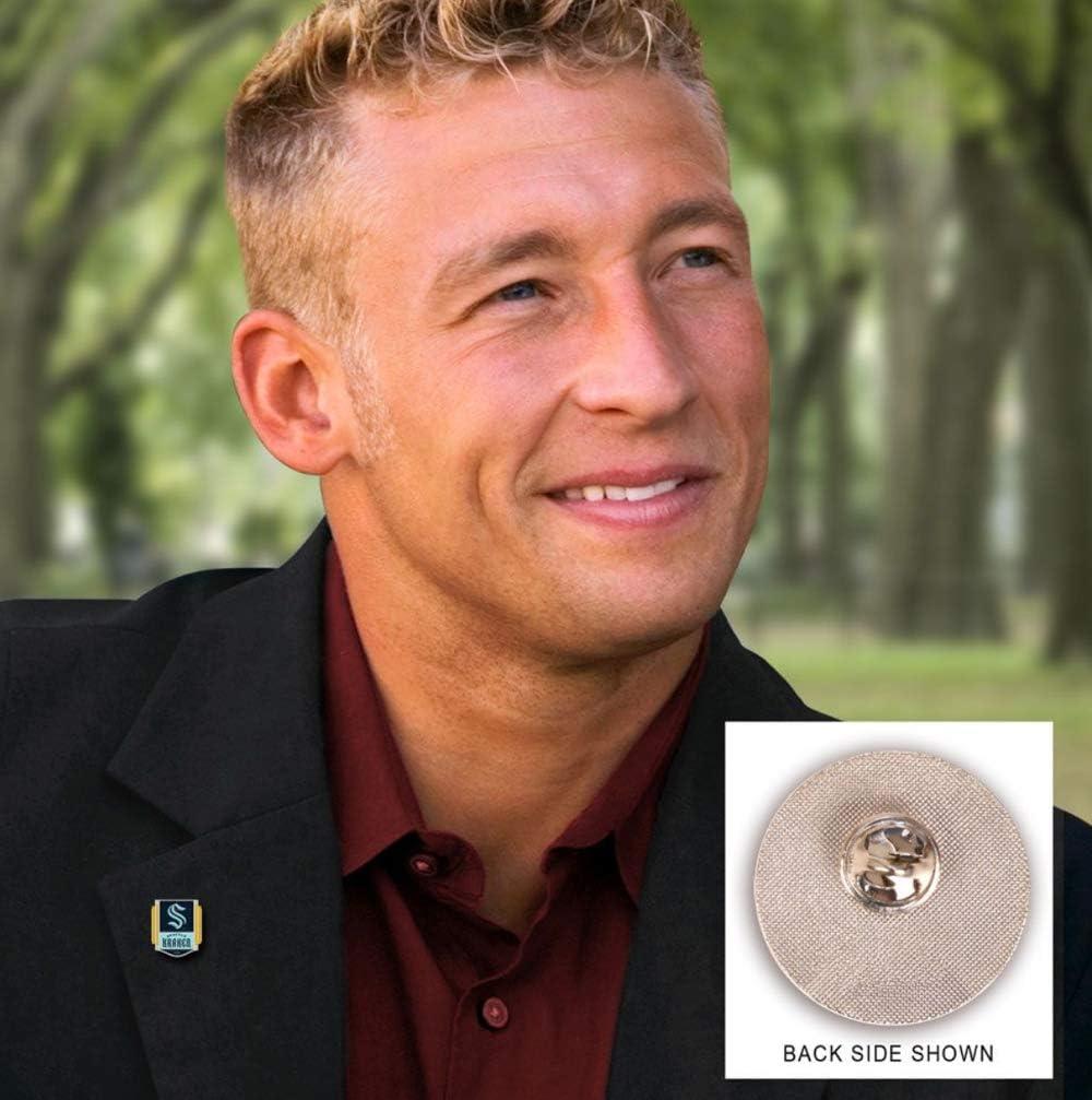 WinCraft NHL Seattle Kraken Hockey 1-inch Collector Metal Pin