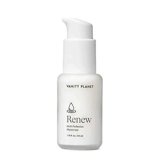 The RENEW Multi-Perfection Moisturizer travel product recommended by Marisa Honig on Pretty Progressive.