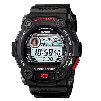 G Shock Waterproof >> Amazon Com G7900 200m Water Resistant G Shock Rescue Digital Sports