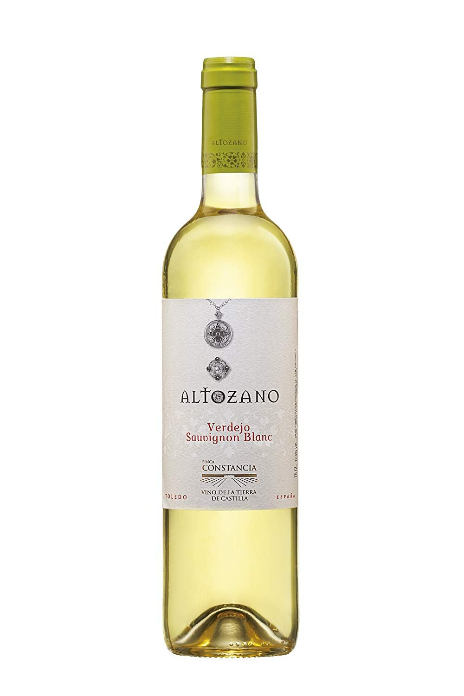 Altozano Verdejo Sauvignon Blanc Vino Blanco - 6 Paquetes de 750 ml - Total: 4500 ml: Amazon.es: Alimentación y bebidas