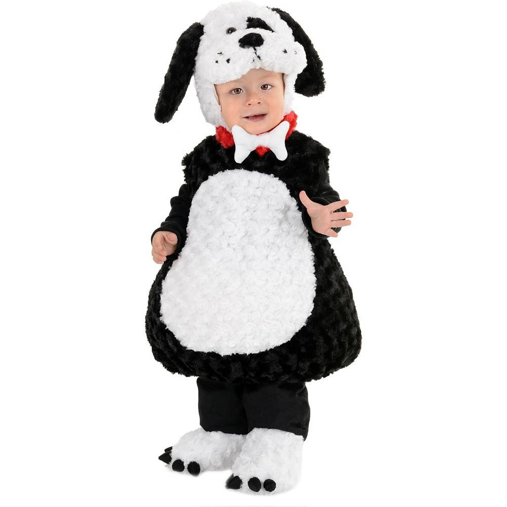 amazoncom underwraps costumes toddler babyu0027s puppy costume belly babies furry puppy costume clothing