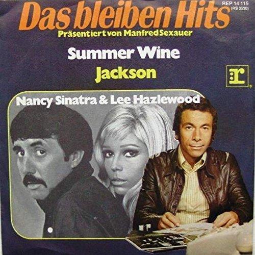 Nancy Sinatra & Lee Hazlewood - Summer Wine / Jackson - Reprise Records - REP 14 115