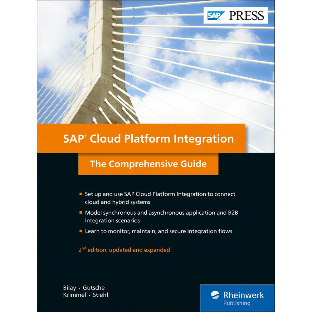 SAP Cloud Platform Integration  The Comprehensive Guide  SAP PRESS  Englisch