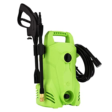 Homdox 1400W Electric Pressure Washer, 2300 PSI 1.6 GPM Portable Electric Power Washer with 3 Quick-Connect Spray Tips