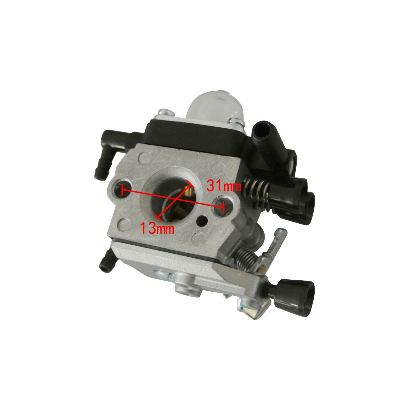 JRL - Carburador para multimotor Stihl MM55 Zama C1Q-S202A P ...