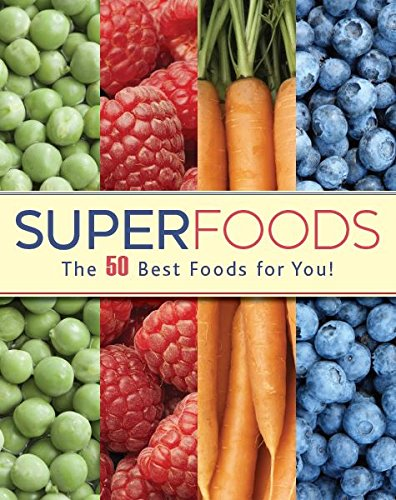 Superfoods The 50 Best Foods For You