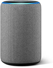 Echo (3rd Gen) - Smart speaker with Alexa - Heather Gray