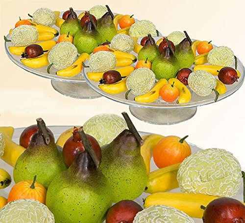 LOT OF 60 pcs Artificial Mixed Small Fruits Decor DF002 by Black Decor Home