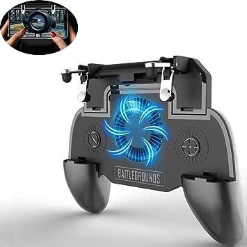 SUNSEATON Controlador de Juegos Móvil, Disparadores Gamepad con ...