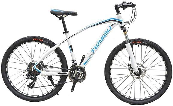 MUYU - Ruedas de Bicicleta de montaña con Marco de Acero al ...