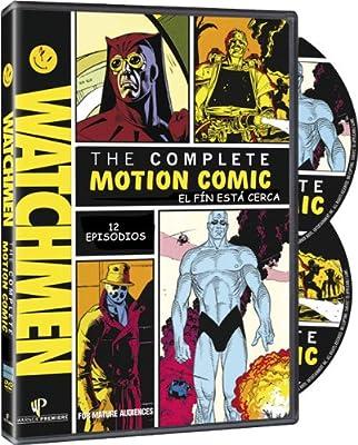 Watchmen: Cómic Completo Animado [DVD]: Amazon.es: Varios, Jake S. Hughes: Cine y Series TV
