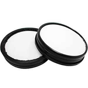 2-Pack Replacement Hoover WindTunnel 3 Pro Pet Bagless Upright UH70930 Vacuum Primary Filter
