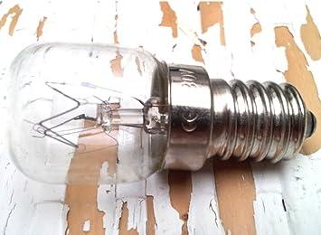 ElectroDH 1263025 DH LAMPARITA/BOMBILLA FILAMENTO PARA HORNOS E14 ...