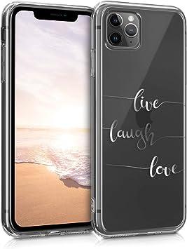 kwmobile Funda Compatible con Apple iPhone 11 Pro MAX: Amazon.es ...