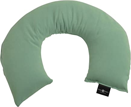 Hugger Mugger Peachskin Neck Pillow