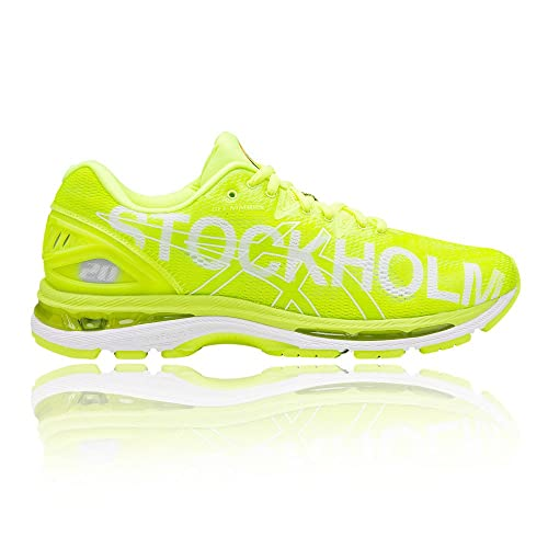 64bc0316a69d ASICS Gel-Nimbus 20 Stockholm Running Shoes - SS18-15  Amazon.co.uk  Shoes    Bags
