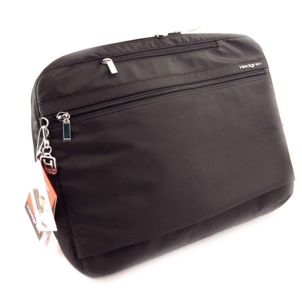 Hedgren [K8728] - Serviette / sac à dos 'Hedgren' noir (spécial ordinateur 15. 4') B00GVJBP8A