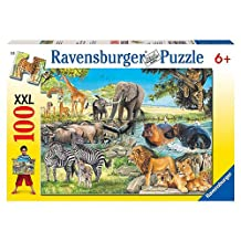 Ravensburger African Afternoon - 100 pc Puzzle