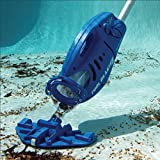Water Tech Pool Blaster Max Handheld Battery Cleaner Vacuum w/ Telescopic Pole