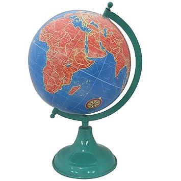 Globus Antik Indische Vintage Stil Wohnkultur Tischplatte Dekorative Weltkarte 8 QuotPlastikball Handarbeit