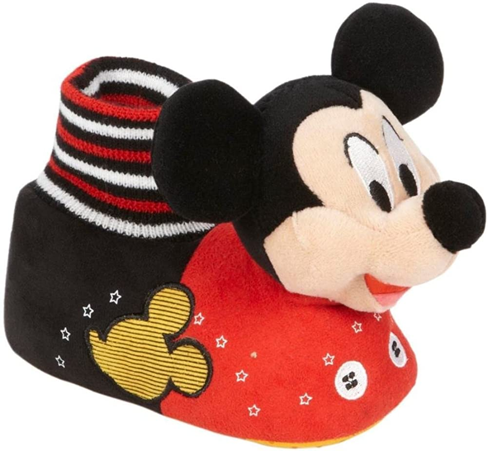 Disney Toddler Boys Red Mickey Mouse