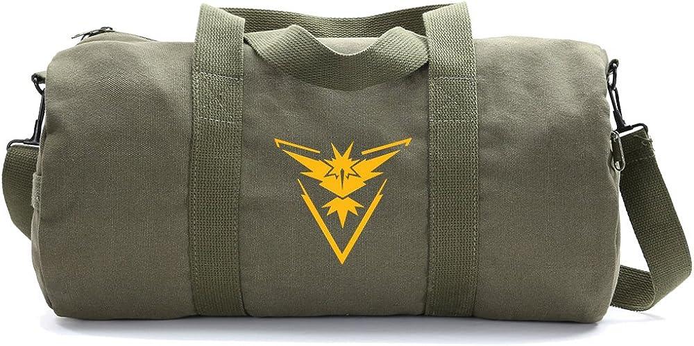 TEAM INSTINCT Heavyweight Canvas Duffel Bag