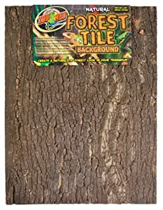 Amazon Com Zoo Med Natural Forest Cork Tile Extra Large