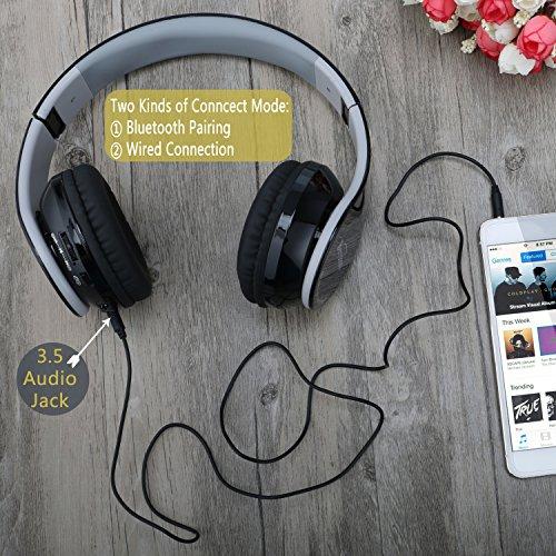 a7e7130bbcd Beyution V4.1 Bluetooth Headphones Wireless Foldable Hi-fi Stereo Headphone  for Smart Phones