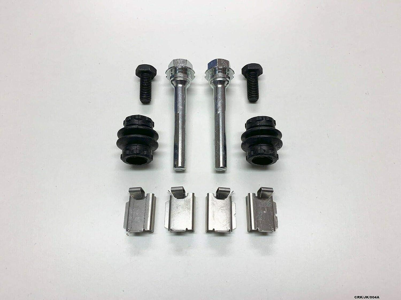 Front Caliper Pin Repair Kit Wrangler JK 2007-2018// Voyager//Grand Voyager RT 2008-2016// Nitro KA 2007-2011// Journey JC 2009-2013// Liberty KK 2008-2012