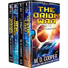 The Orion War - Books 1-3 (Aeon 14 Collection Book 2)