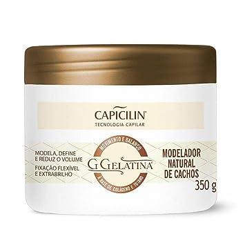 Amazon.com : Linha G Gelatina Capicilin - Modelador Natural ...