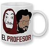 Mug La casa de Papel , El Profesor & masque - Chamalow shop