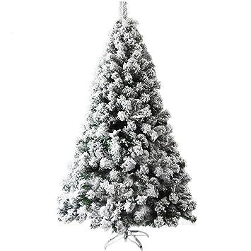 Künstlicher Weihnachtsbaum Outdoor.Mimi King Künstlicher Weihnachtsbaum Flog Snow Xmas Baum Für Den