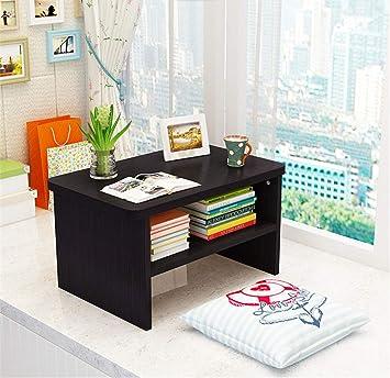 Ordenador portátil Escritorio Mesa de escritorio simple y moderna de la ventana de la bahía Tatami