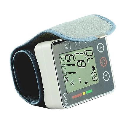 ZWW – Tensiómetro de muñeca Monitoreo de la presión sanguínea en la muñeca, curación de